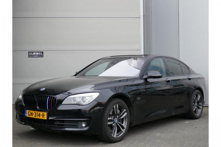 7 Serie 750d xDrive 381pk Aut High Executive